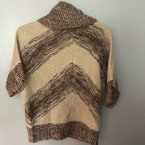 Romeo & Juliet couture cowl neck sweater M